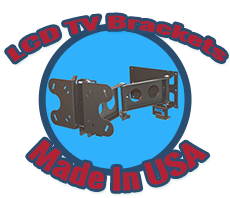 LCD TV Brackets , Made in USA